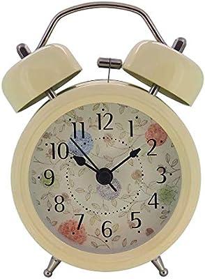 Konigswerk 7,62 cm no-yogabox doble analógico de cuarzo reloj ...