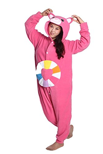 The ShielD? Animal Cosplay Costume Unisex Adult Pajamas