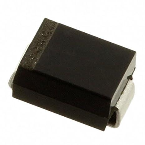 TVS DIODE 170V 275V SMB Pack of 100 1SMB170CA TR13