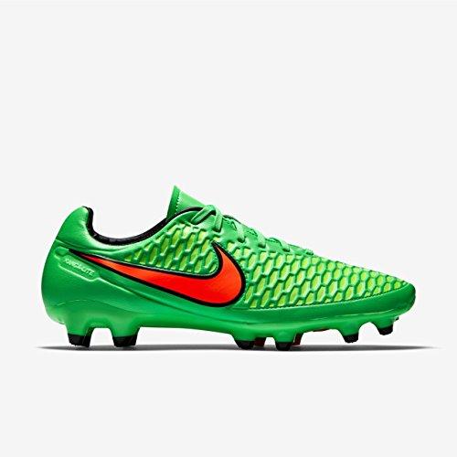 Nike Hommes Magista Orden Fg Football Cleat (psngrn / Ttlorn, 11.5)