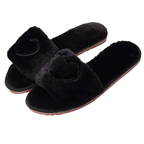 f3f8b3857c7be Image Unavailable. Image not available for. Color: Women Slippers Open Toe  ...
