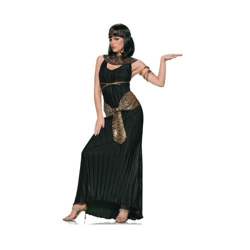 LA83159 (XL) Black Queen of the Nile Cleo -