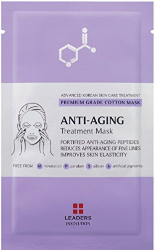 [Leaders Insolution] Anti-Aging Treatment Mask | Single Mask