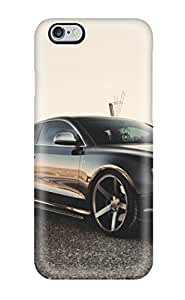1298558K92641070 Iphone 6 Plus Hard Back With Bumper Silicone Gel Tpu Case Cover Audi S4 30