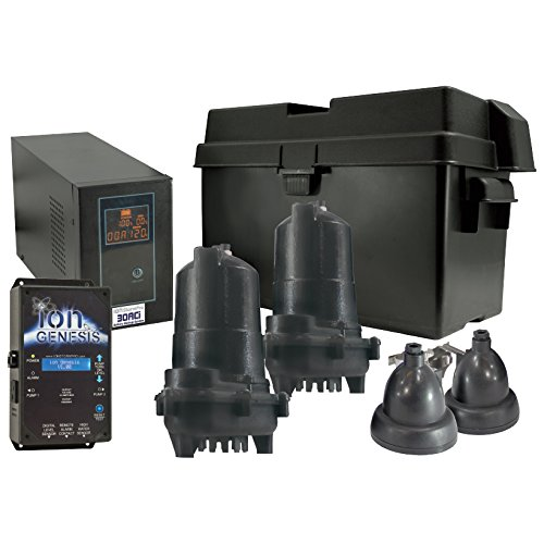 StormPro 30ACi Deluxe Battery Backup Sump Pump System