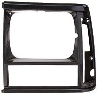 OE Replacement Jeep Cherokee/Wagoneer Driver Side Headlight Door (Partslink Number CH2512124)