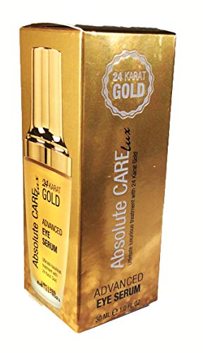 Absolute Care Lux 24 Karat Gold Advanced Eye Serum Serum -