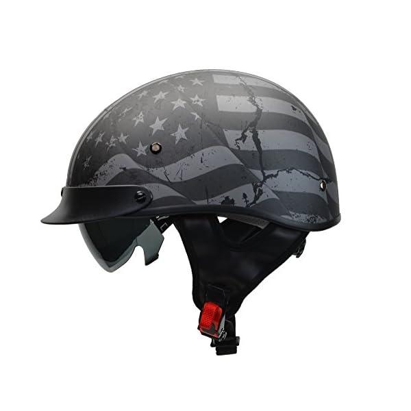 Caldera Hi-Vis Green Graphic, 3X-Large Vega Helmets Unisex-Adult Modular Motorcycle /& Snowmobile Helmet 30/% Larger Shield and Sunshield