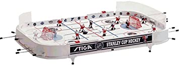 NHL Stanley Cup Hockey Table Game (Detroit Red Wings / Toronto ...