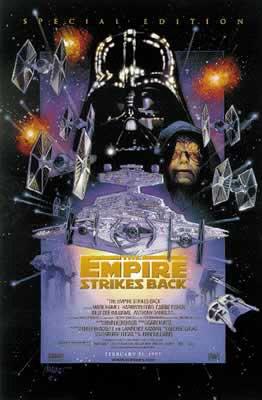 Star Wars: Episode V - The Empire Strikes Back - Movie Poste