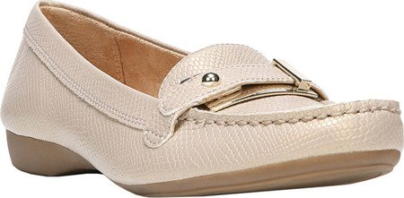 Naturalizer Gisella Tender Taupe Pearlized Snake Sintetico