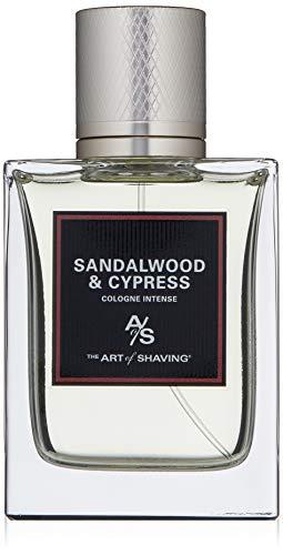 The Art of Shaving, Cologne Intense, Sandalwood, 3.3 oz.