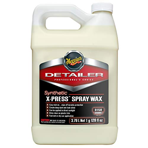 MEGUIAR's D15601 Synthetic X-Press