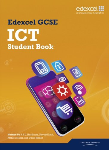 Edexcel GCSE ICT Student Book