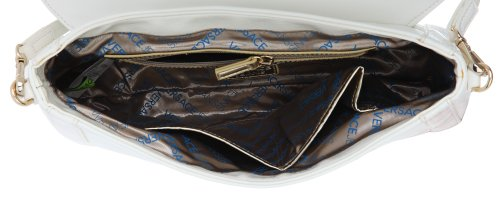 Versace Jeans Damen Sacs portes epaule Shoulder Bag Blanc E1VFBBK5