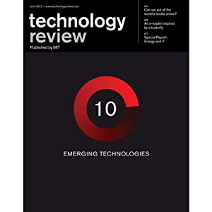Audible Technology Review, May 2012 Periodical