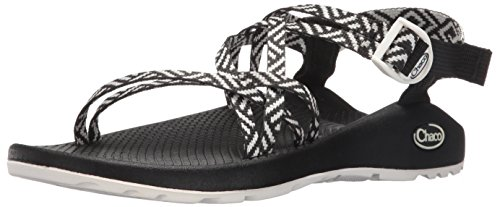 Chaco Women's ZX1 Classic Athletic Sandal, Origami Black, 11 M US ()