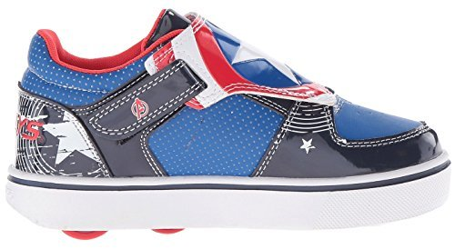 Pictures of Heelys Boy's Twisterx2 Captain America (Little 1