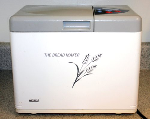The Breadmaker by Welbilt Model ABM350-3