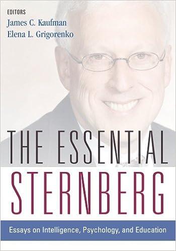 sternberg intelligence