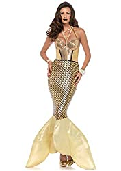 Women's Glimmer Mermaid Group Costumes