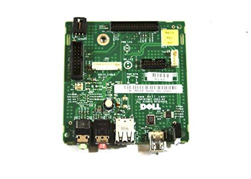 (Genuine Dell Precision 670 Workstation USB Audio Panel W/ Audio USB & FireWire FS! 0M4326)