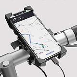 J&HO Bike Phone Holder 360°Rotation Bicycle