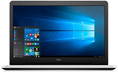 Dell-Inspiron-17-5000-173-Inch-HD-Laptop-Computer-AMD-Quad-Core-A8-7410-Processor-22GHz-8GB-RAM-1TB-HDD-HD-Webcam-DVDRW-USB-30-HDMI-RJ45-Bluetooth-40-Windows-10-Home-White