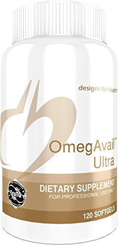 Designs For Health OmegAvail Ultra -- 120 Softgels