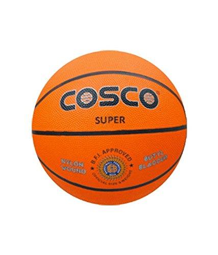 Cosco Super  M/C  Basket Ball, Size 6  Orange