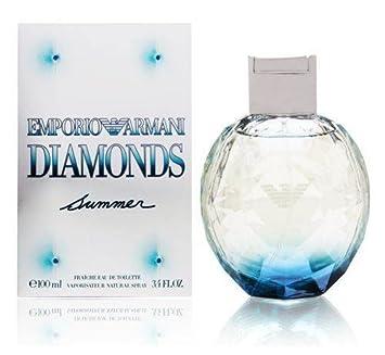 verschiedene Arten von unglaubliche Preise begrenzter Preis Amazon.com : Emporio Armani Diamonds Summer Perfume by ...