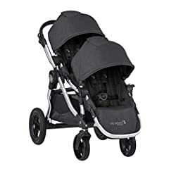 The City Select presents 16 unique seating combinations from double tiered car seats to a bassinet and single seat combo. And with a variety of accessory options, the City Select offers premium versatility to suit every family's comfort and n...