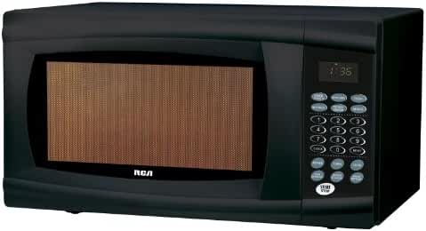 RCA RMW1112 1.1 Cubic Feet Microwave Oven, Black