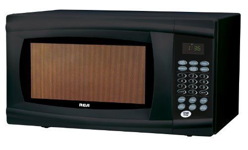 RCA 1.1 Cubic Feet Microwave Oven, Black - RMW1112