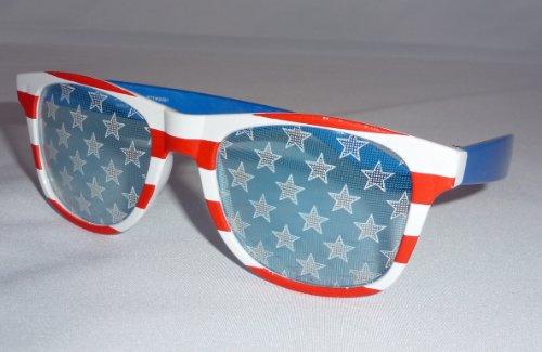 American Sunglasses Stars Stripes Glasses