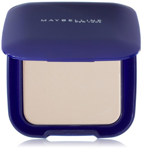 Maybelline New York Shine Free Oil Control Pressed Powder, Soft Cameo, Medium 1, 0.45 Ounce