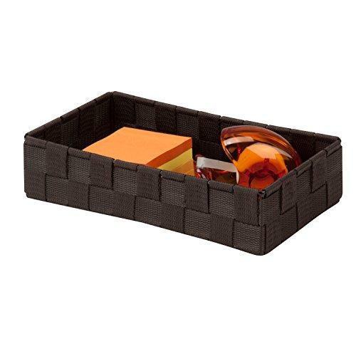 Honey Can Do OFC 03707 2 35 Inch Organizer Espresso