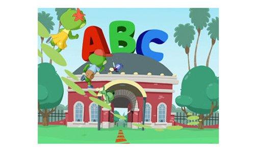The amazing alphabet amusement park & numbers ahoy leapfrog dvds.