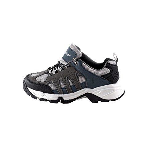 Grau donna grigio escursionismo Grau Schuhmarketing Stivali da HSM 01ZPa