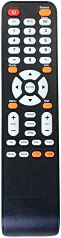ORIGINAL Upstar TV P32ES8 P32EA8 P55EWX P55E4K REMOTE CONTROL #T8026 YS