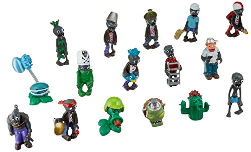 Oliasports 16 X Plants vs Zombies Toy Figures Toys Series