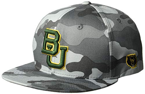 W Republic NCAA Baylor Bears Camo Snapback, One Size, Camouflage from W Republic
