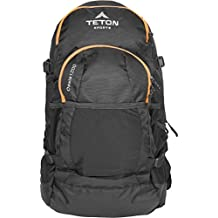 TETON Sports Oasis 1200 3-Liter Hydration Backpack; Day Pack Perfect for Hiking, Cycling, Biking, Climbing, Hunting, Running, and Outdoor Activities; 3L Water Bladder Included; Sewn-in Rain Cover