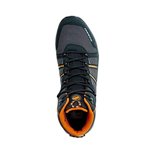 Scarponi Da Trekking Ed Escursionismo Da Uomo Midut T Aenergy Mid Gtx, 7,5 Eu Nero (nero / Scuro Radiante 000)