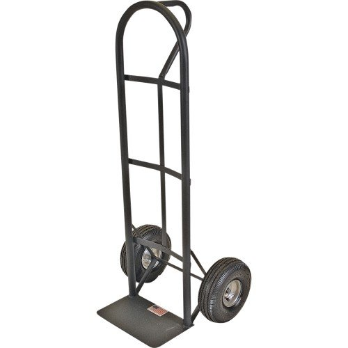 Milwaukee 30019 800-Pound Capacity D-Handle Hand Truck with 10-Inch Pneumatic - Lincoln In City Outlets