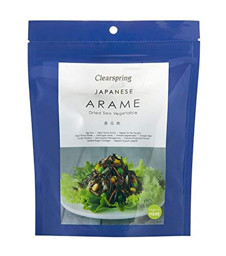 ARAME Seaweed Traditional Japanese Sea Vegetables, Wild Harvested - 1.8 oz