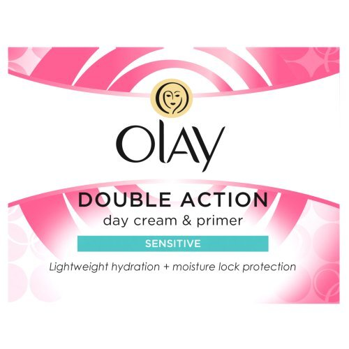 - Classic Care by Olay Double Action Day Cream Sensitive Skin SPF6 50ml