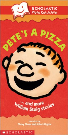 Pete S A Pizza And More William Steig Stories