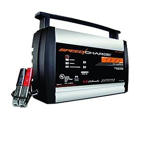 SSchumacher SC-1000A 2/6/10A 12V SpeedCharge Battery Charger
