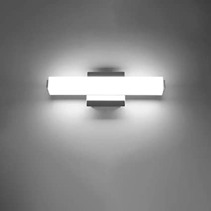 finest selection ba203 f7cfa 16.5in LED Vanity Lights 8W Make Up Mirror Lights Bathroom Lighting  Fixtures Wall Mounted Front Mirror Led Lamp,Natural White